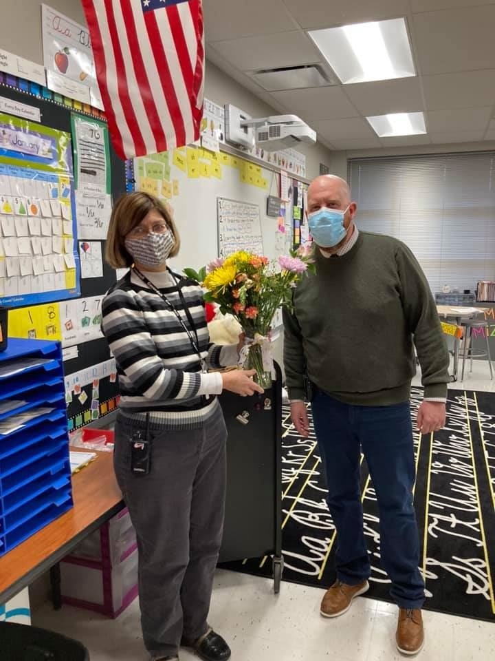 Coverdell Teacher of the Year