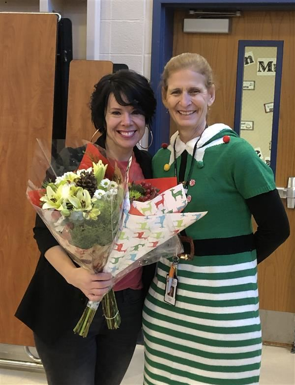 Monroe Elementary Teacher of the Year
