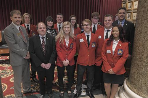 L&C Students excel in district competition