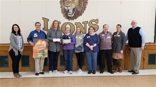 UMC Lincoln donation