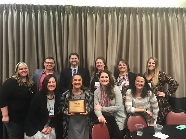 SCSD receives professional development award