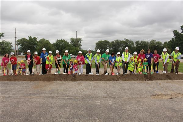 SCSD breaks ground on Early Childhood Center