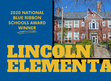 Lincoln Elementary Blue Ribbon Schools