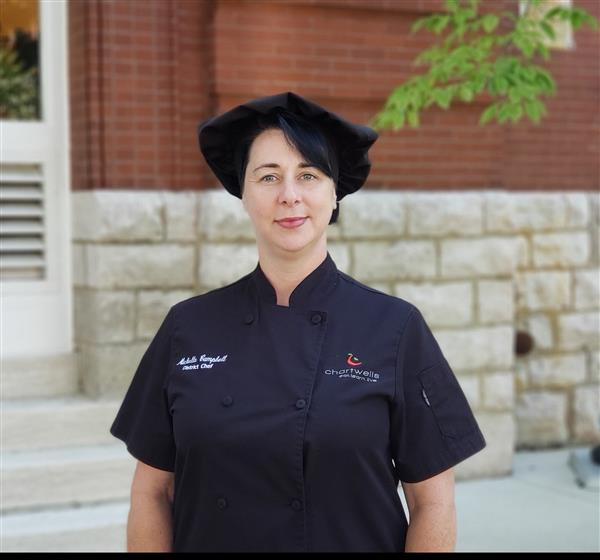 SCSD Chef wins regional award