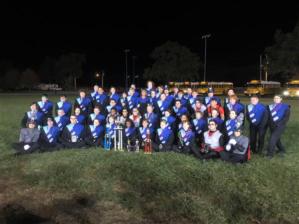 SCHS band crowned Grand Champions