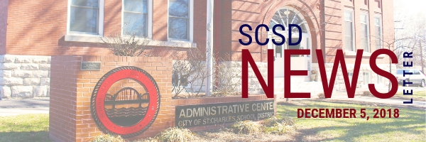 SCSD Dec. 5, 2018 Newsletter