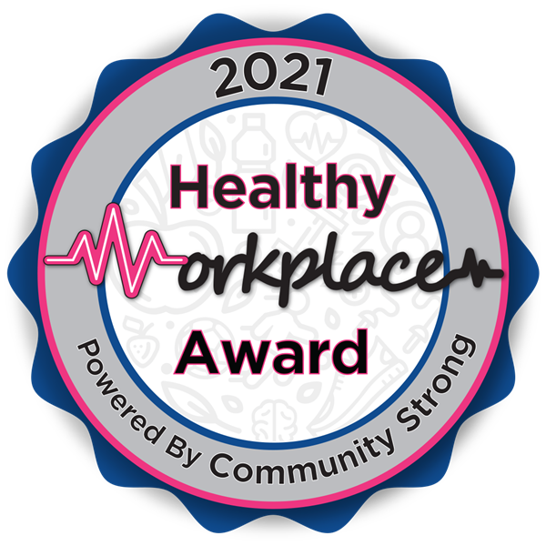 SCSD wins Healthy Workplace Award